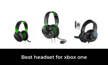 49 Best headset for xbox one in UK (2021): After Researching 91 Options