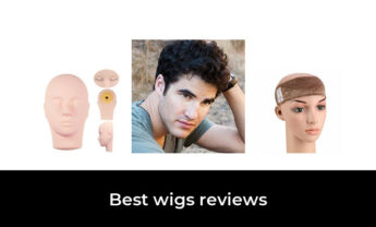 46 Best wigs reviews in UK (2021): After Researching 71 Options
